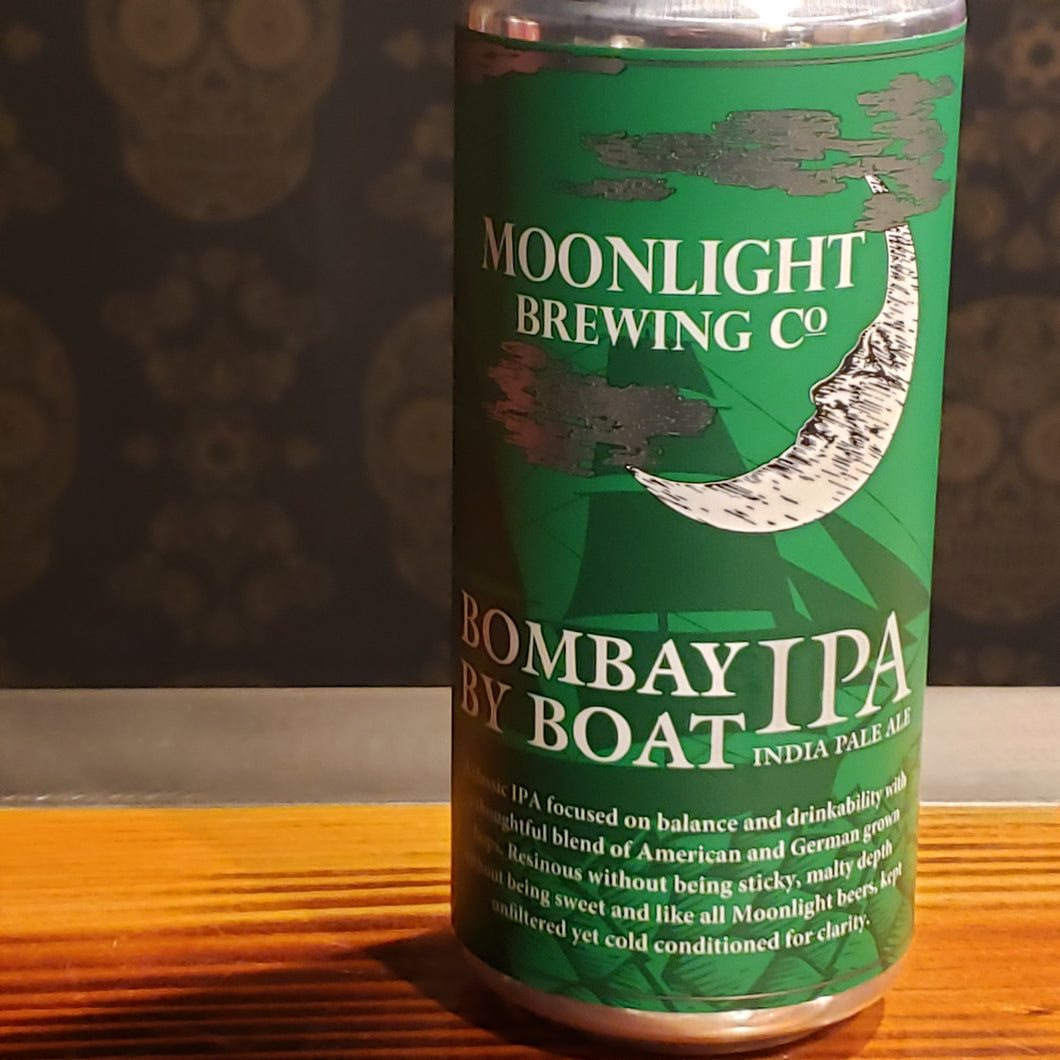 Moonlight, Bombay By Boat 16oz