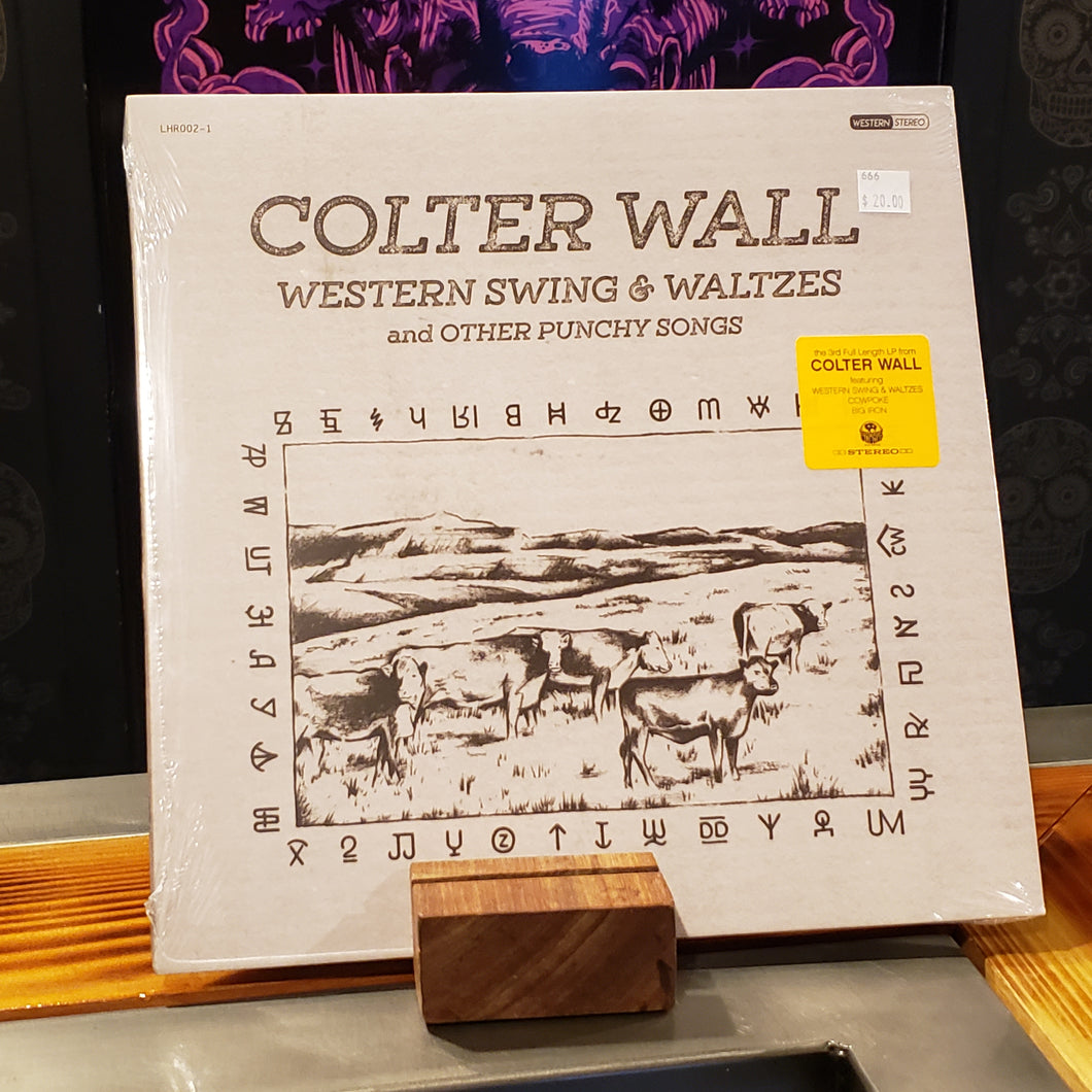 Colter Wall, Western Swing LP
