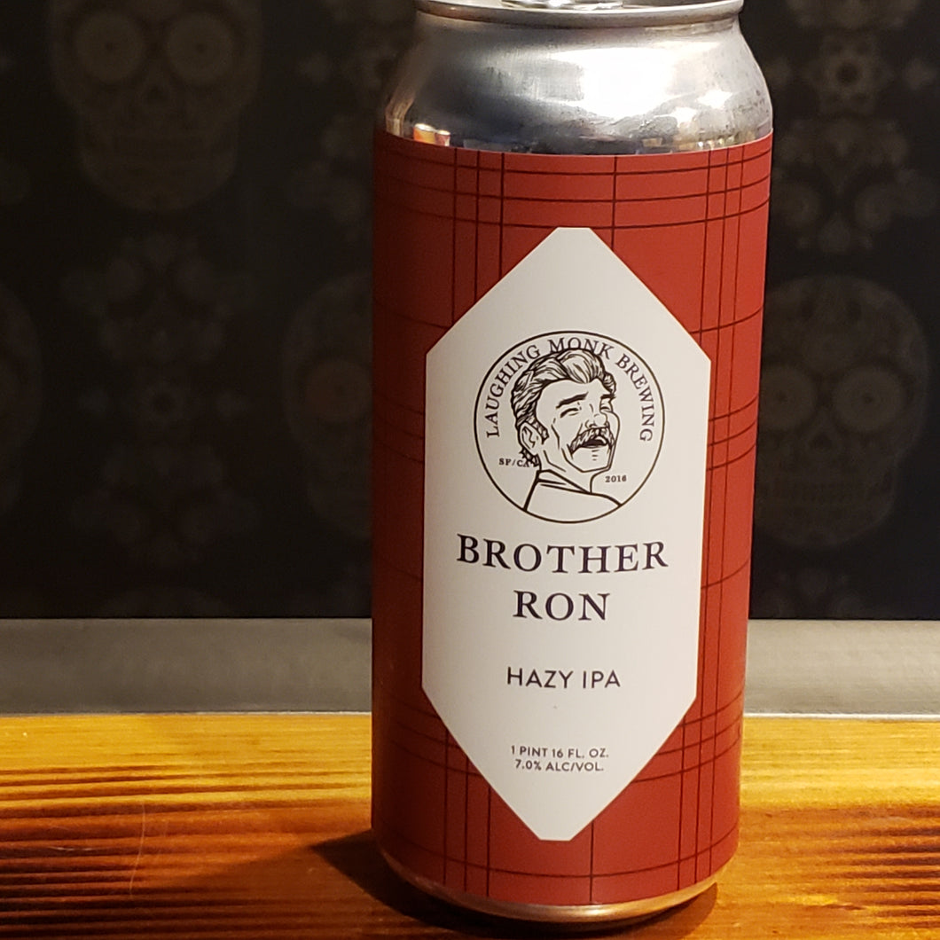 Laughing Monk, Brother Ron 16oz