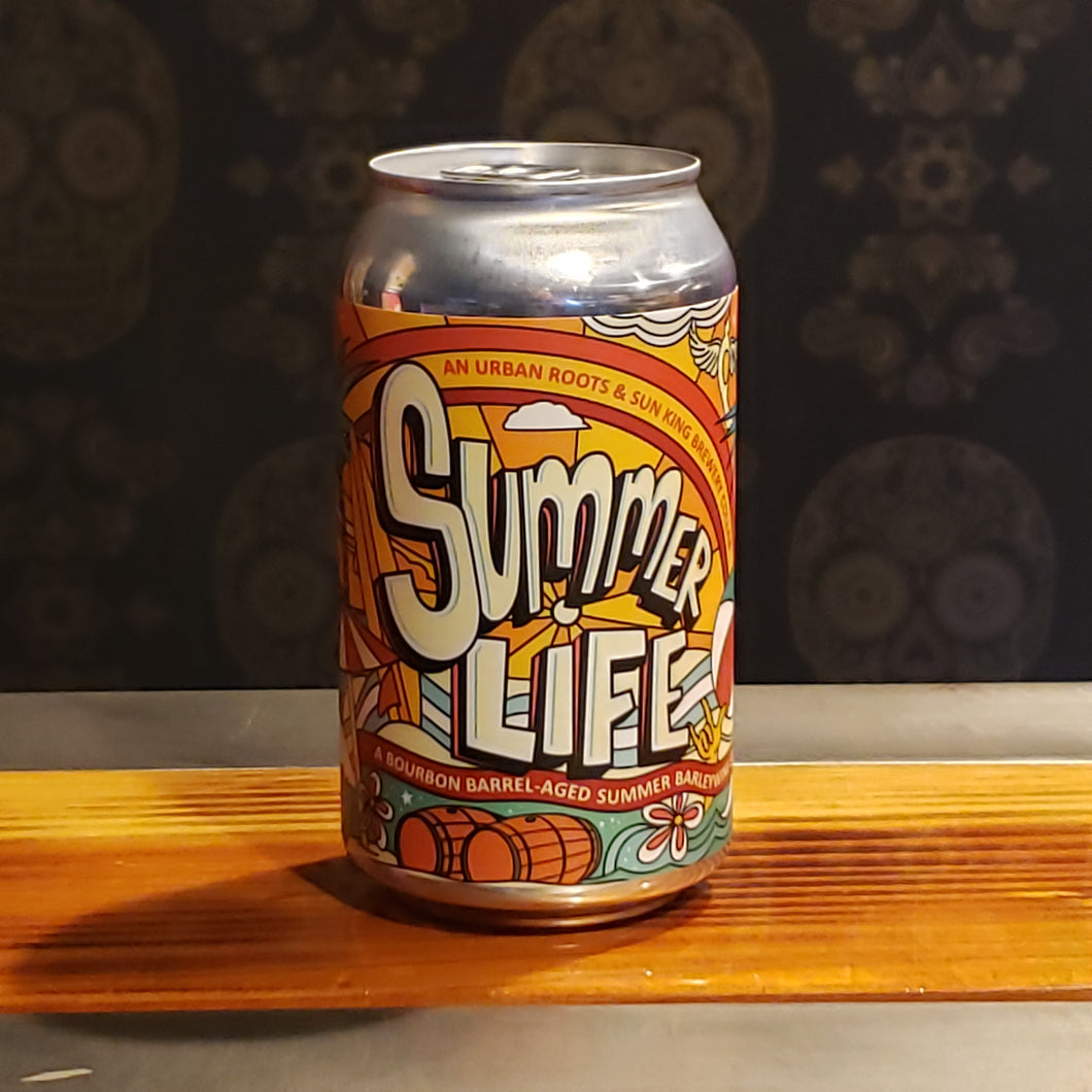 Urban Roots/Sun King, BBA Summer Life 12oz