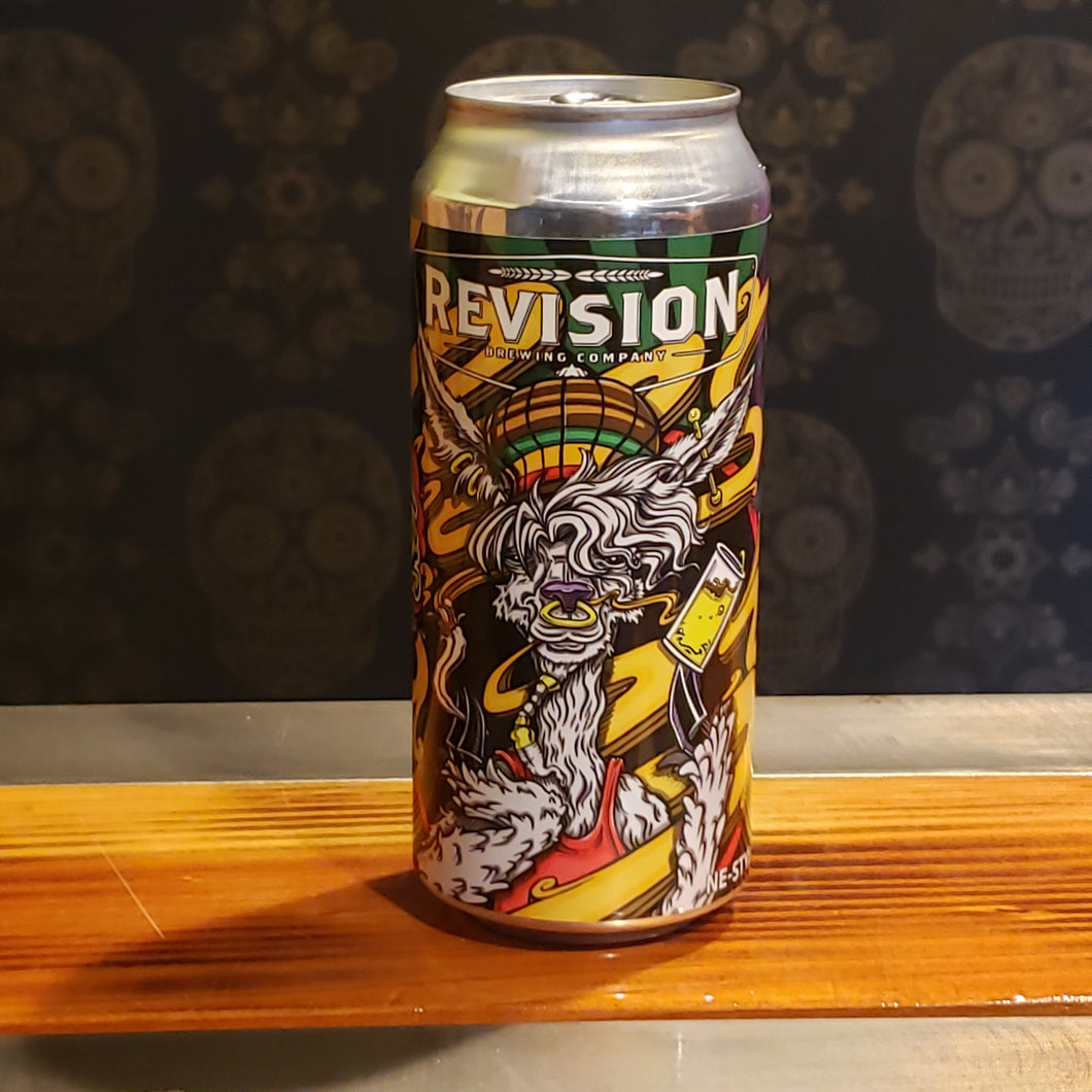 Revision, Hazy Life 16oz
