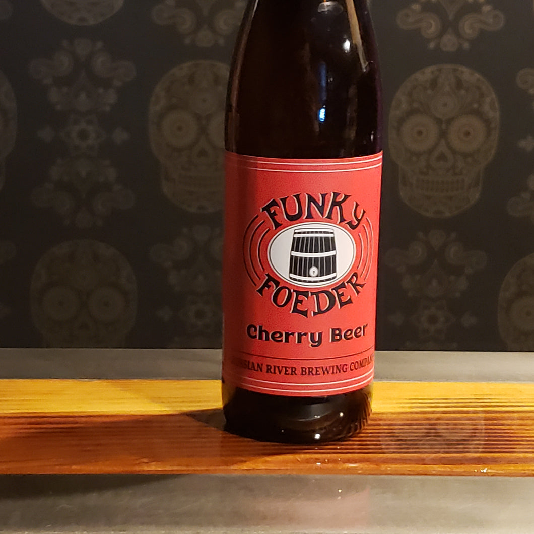 Russian River Brewing, Funky Foeder (Cherry Beer) 17.2