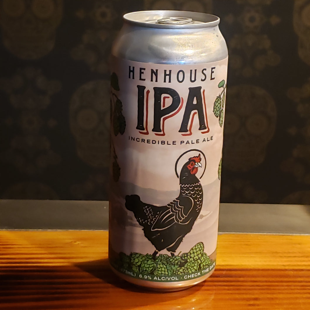 Henhouse, IPA 16oz
