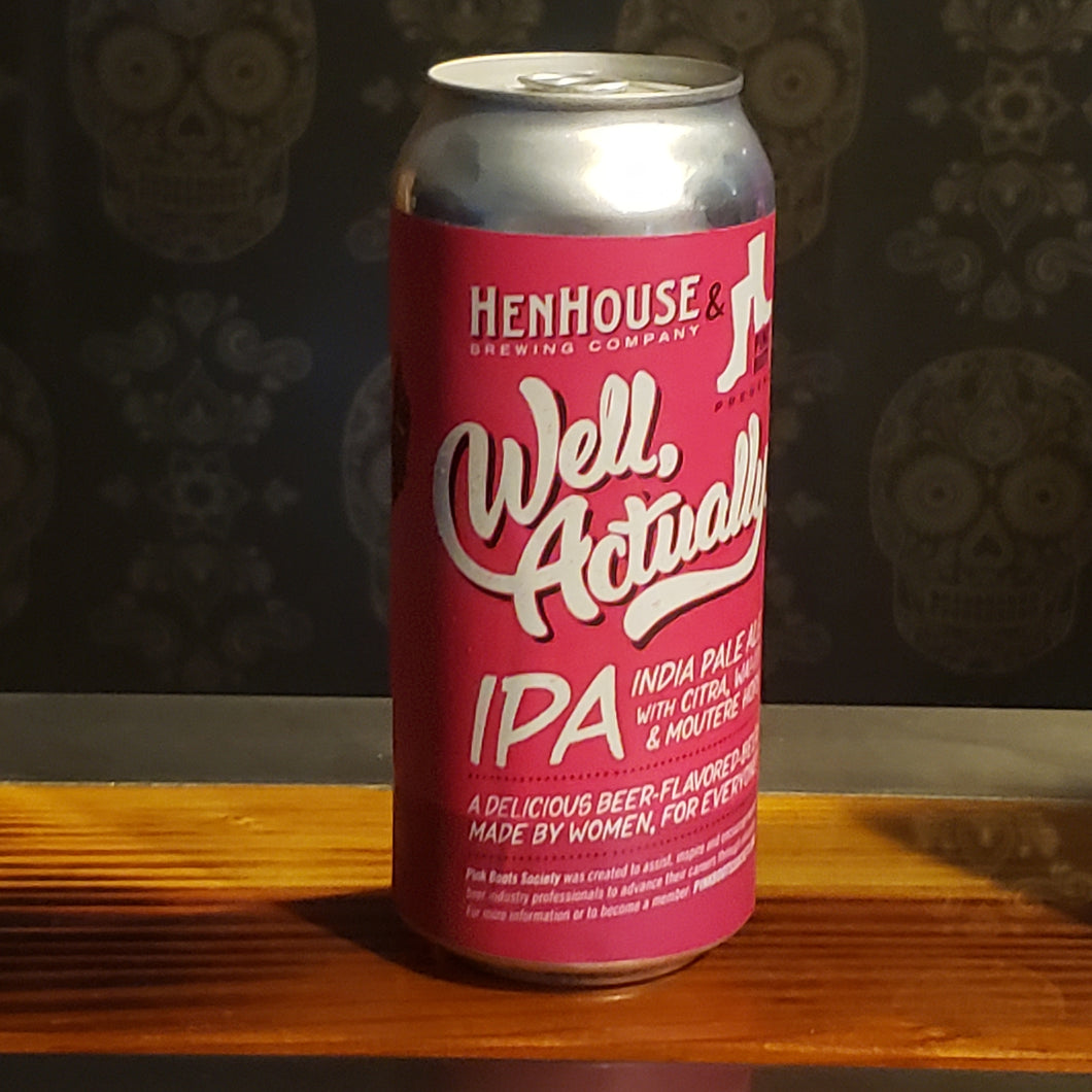 Henhouse, Well Actually 16oz
