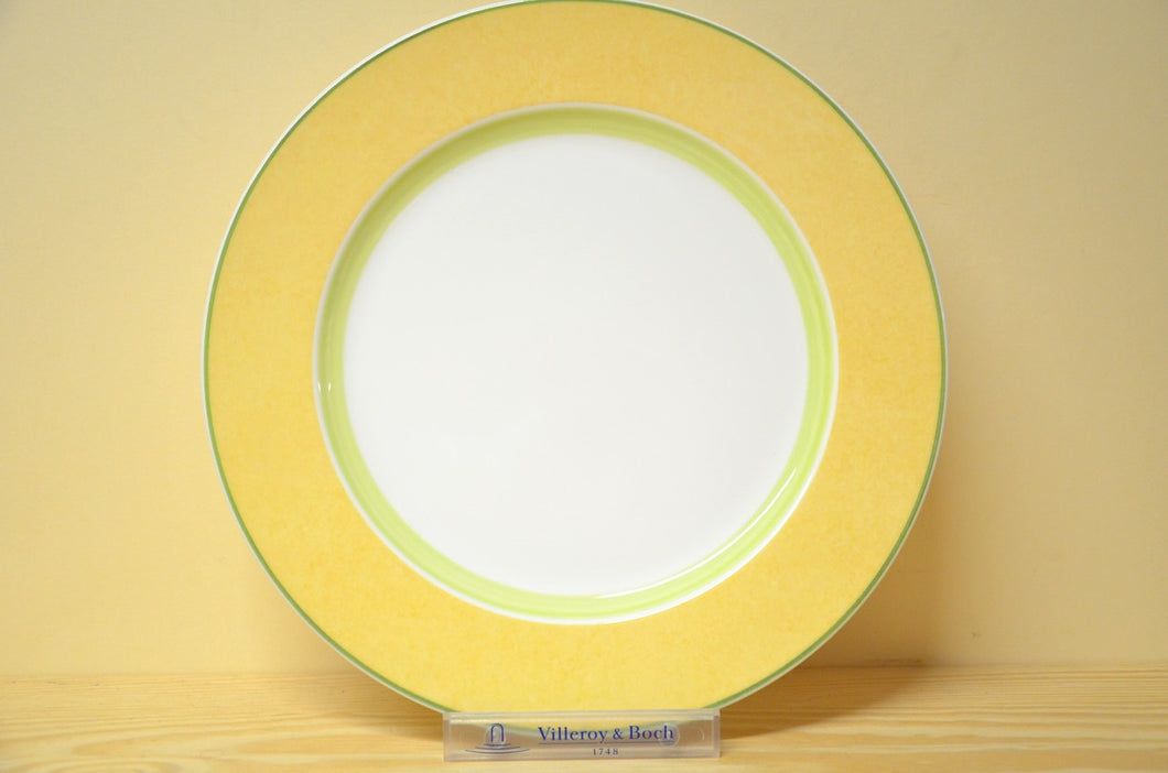 Villeroy & Boch Twist Colour yellow Speiseteller NEU