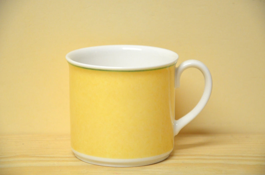 Villeroy&Boch Twist Colour yellow  Kaffeetasse   NEU