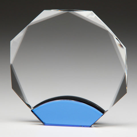 Ocean Diamond Optical Crystal Award 120mm