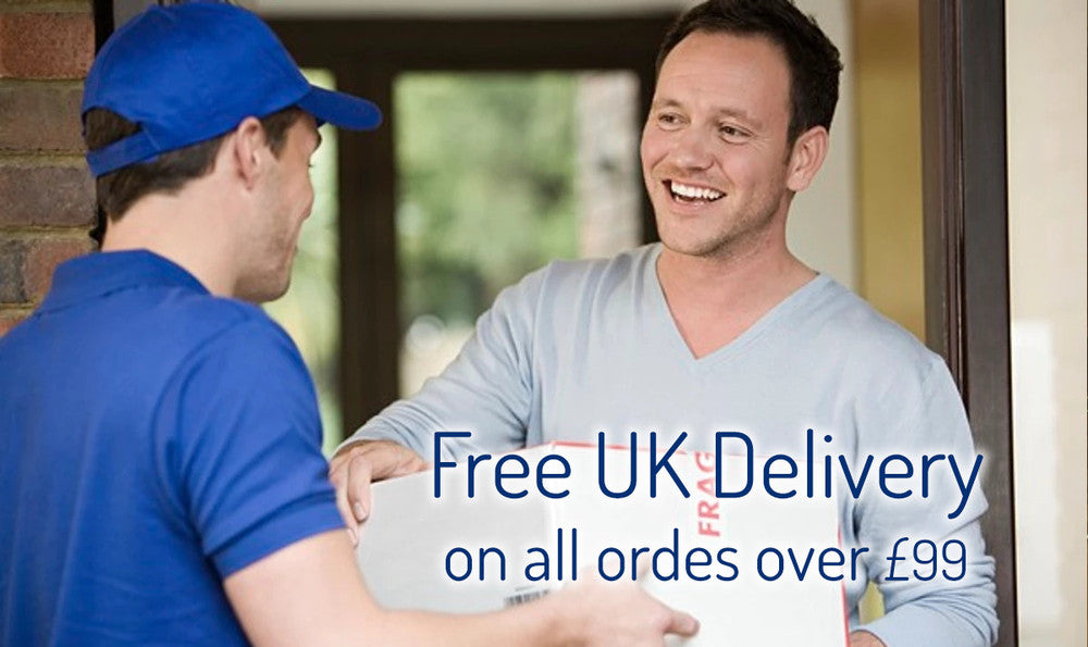 Free delivery on orders over £99
