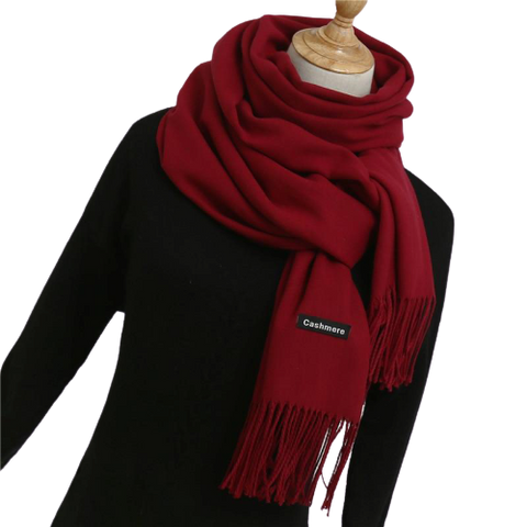 Thick Cashmere Scarves