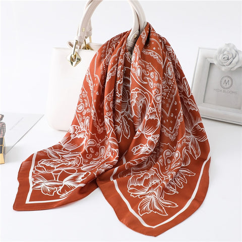 Fashion Print Scarves