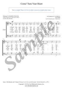 Come! Tune Your Heart - Choir SATB