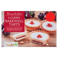 Discover the Choice 6 Bakewell Tarts