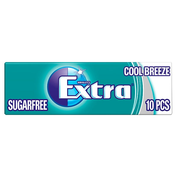 Extra Cool Breeze Sugarfree Chewing Gum