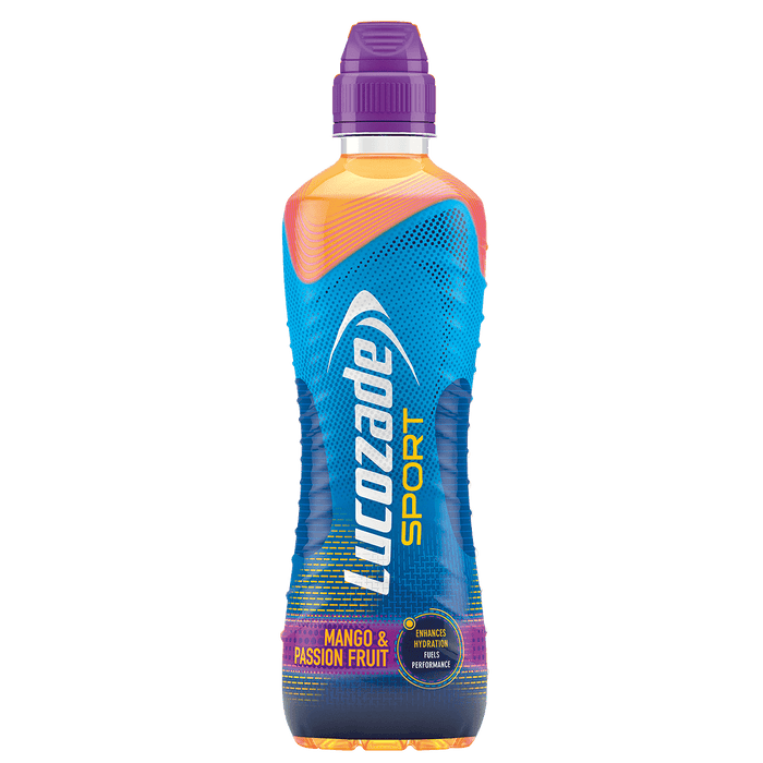 Lucozade Sport Mango & Passion Fruit 500ml