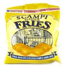 Smiths Scampi Fries 27g