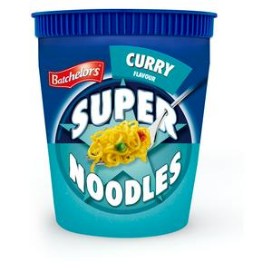 Batchelors Super Noodles Pot Curry 75g