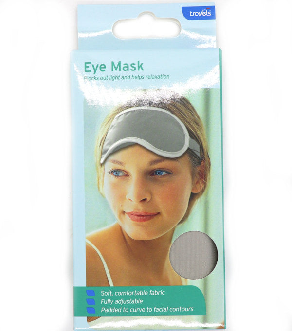 Travels Eye Mask