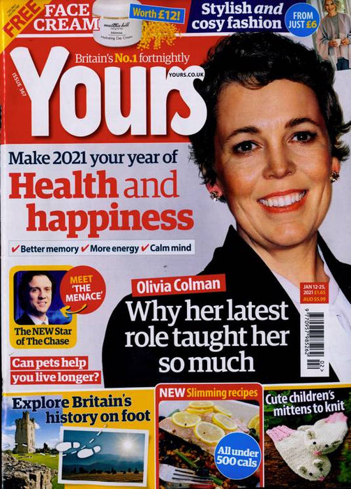 Yours -fortnightly magazine issue 367