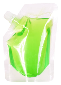 Spouted Stand Up Pouch 4.25 x 6 x 2.625 | Clear 500pcs