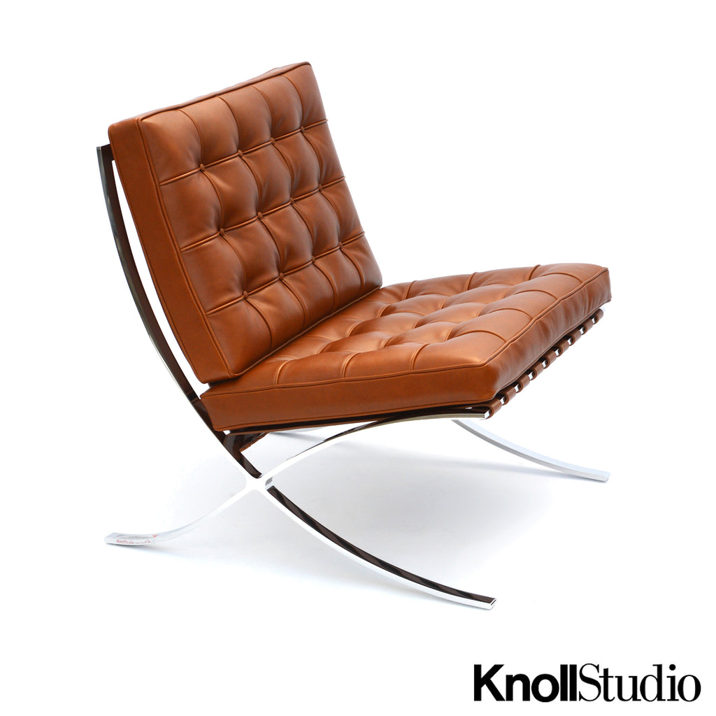 Knoll - Barcelona Relax Sessel, Design Ludwig Mies van der Rohe