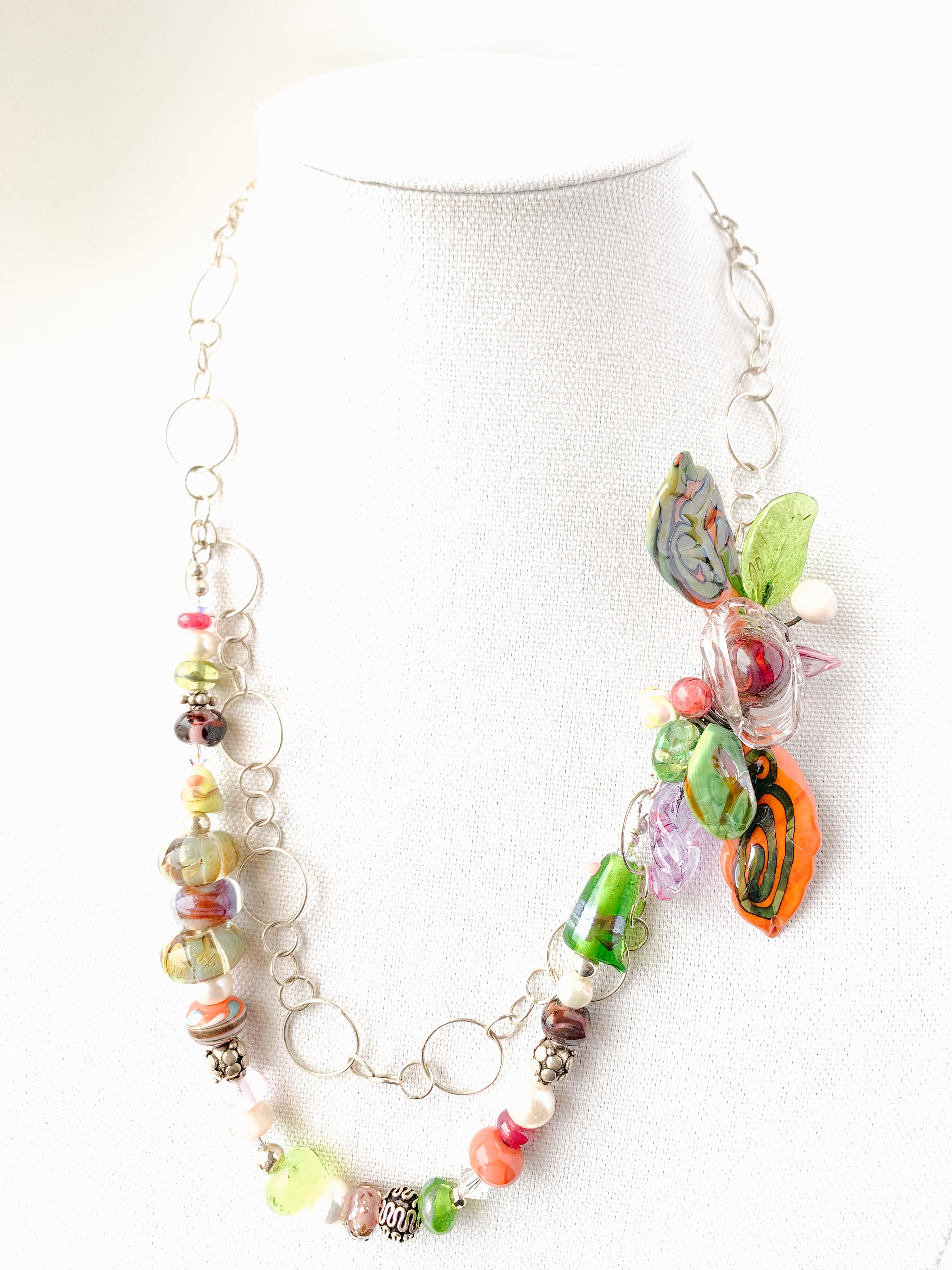 Miss Molly-Statement Necklace