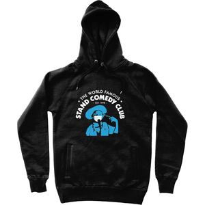 Limited Edition Unisex Text Stand Covid Cowboy Hoodie
