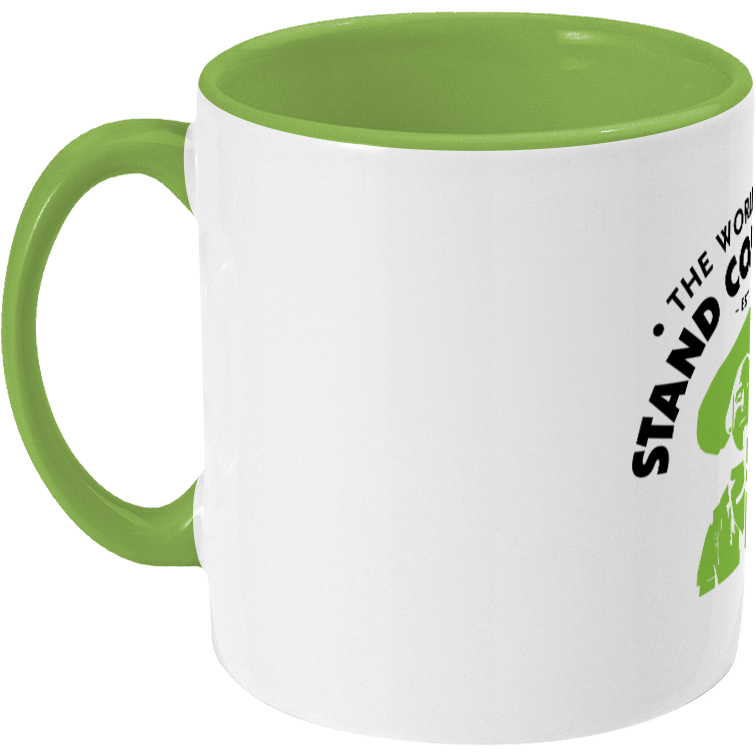 Two Toned Mug The Stand Cowboy | Green