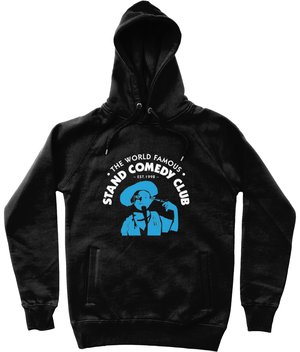 Unisex Heavyweight Hoodie | The Stand Classic Blue Cowboy