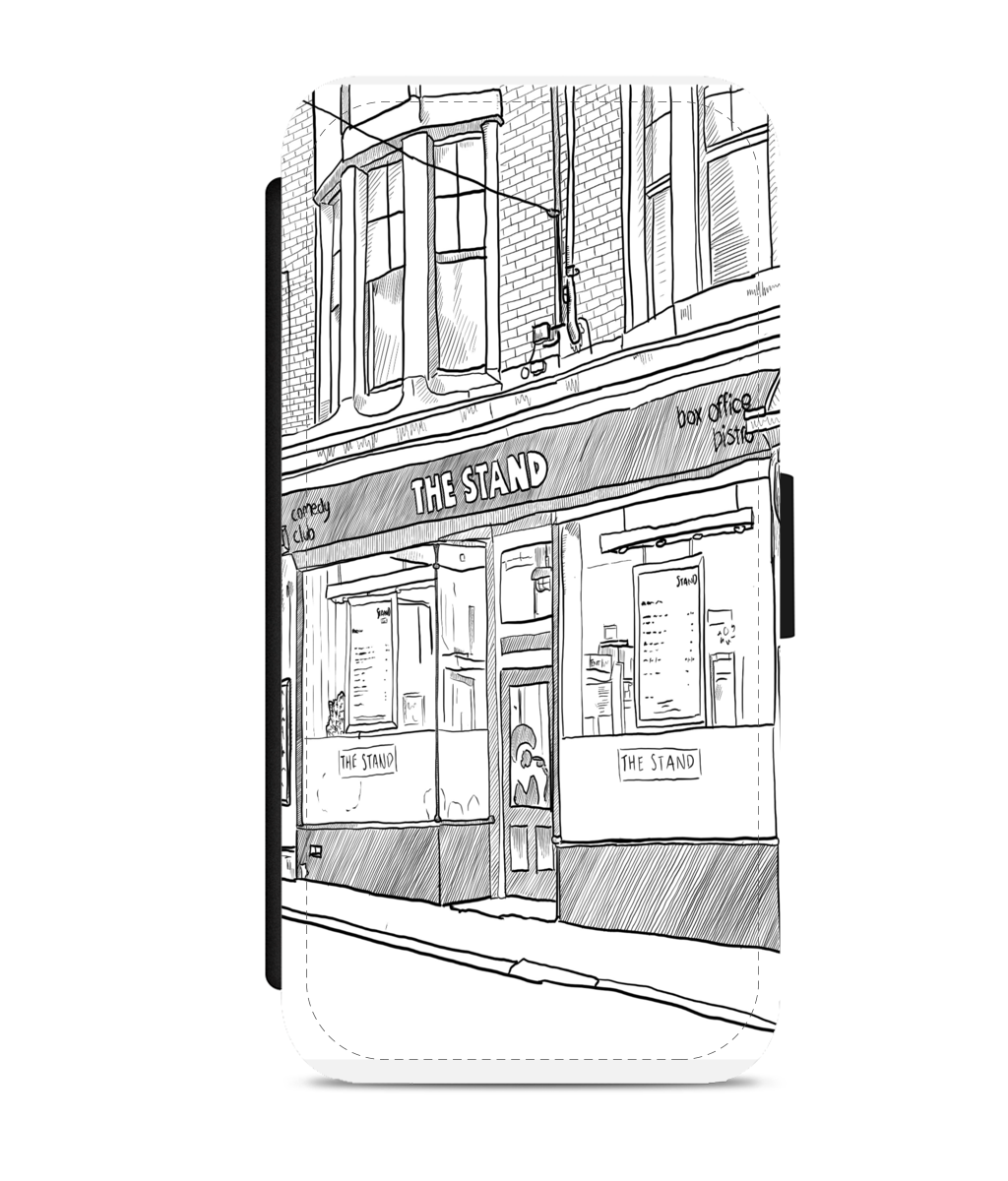 Matt Reed Illustration | Soft Phone Case Covers | The Stand Newcastle