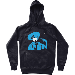 Limited Edition Unisex Stand Covid Cowboy Hoodie