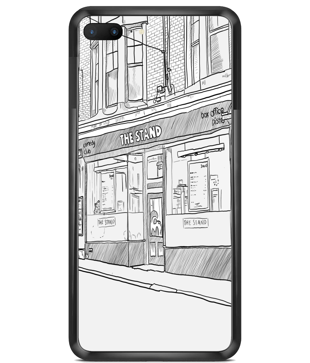 Matt Reed Illustration | Premium Hard Phone Case Covers | The Stand Newcastle