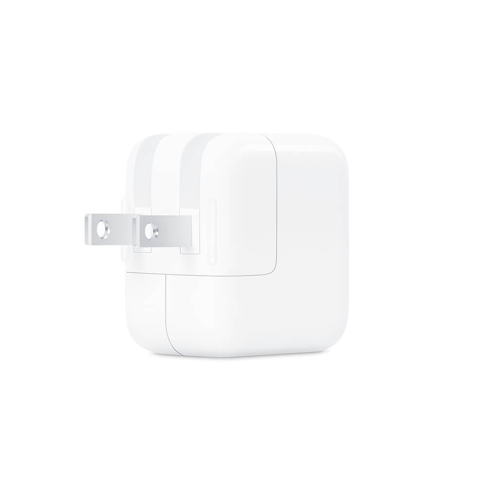 Cargador de pared USB de 12W - Blanco -