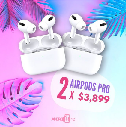 Airpods Pro!🎧 😍 Promo¡¡💥 Duo  💞  !!