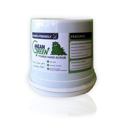 2 Litre Pot of Mean Green Power Hand Scrub