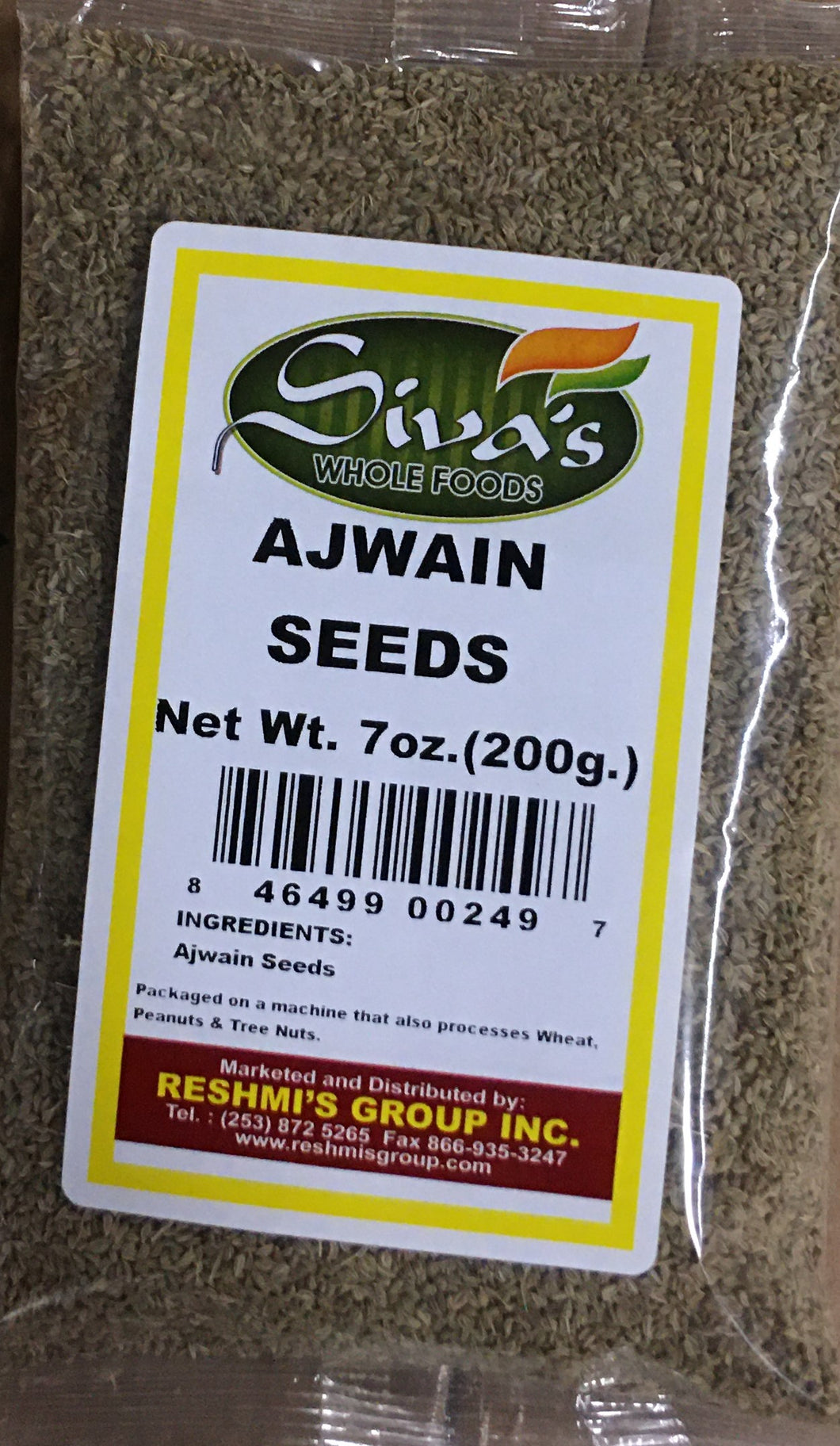 Ajwain Whole 200gm