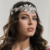 Bridal Hair Accessories - Luxe Halo, Circlet
