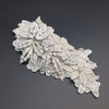 Yvonne Bridal Headpiece - Roman & French  - 1