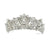 Claudina Bridal Crown - Antique Gold or Rhodium - Hair Accessories - Tiara & Crown - Roman & French