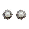 Abra Bridal Earrings - Roman & French