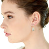Adelina Bridal Earrings - Earrings - Classic Short Drop - Roman & French