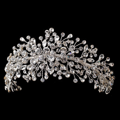 Adesh Bridal Tiara