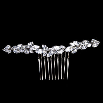 Allure Bridal Comb - Hair Accessories - Hair Comb - Roman & French