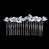 Allure II Bridal Comb - Roman & French  - 1