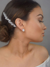 Allure II Bridal Comb - Roman & French  - 2