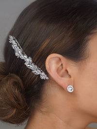 Allure II Bridal Comb - Roman & French  - 3