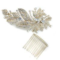 Amandine Bridal Hair Comb - Roman & French  - 3