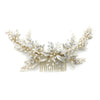 Cascata Bridal Headpiece (Gold) - Hair Accessories - Headpieces - Roman & French