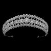 Ange Bridal Crown - Hair Accessories - Tiara & Crown - Roman & French