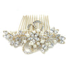 Annelle Bridal Hair Comb - Roman & French