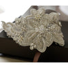 Aster Bridal Sash - Roman & French  - 2